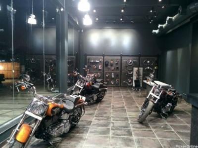 Epicenter Harley Davidson Mankapur