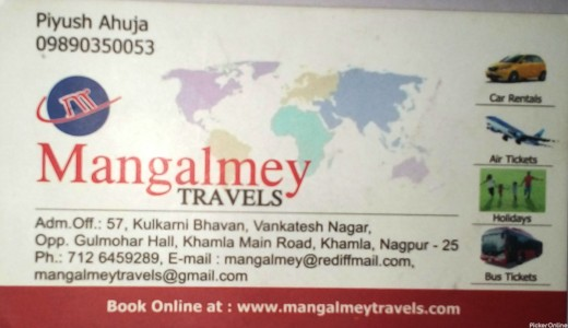 Mangalmey Travels