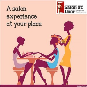 Salon at Door