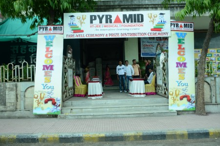 PYRAMID IIT-JEE | MEDICAL | FOUNDATION HUDKESHWAR ROAD