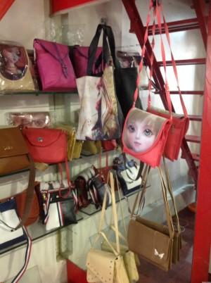 Cute Girl exclusive western showroom