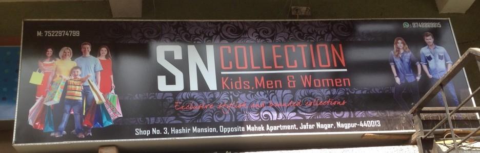 SN Collection Kids, Men & Women