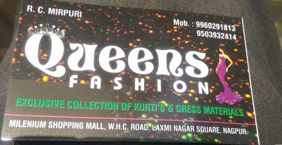Queens Fashion