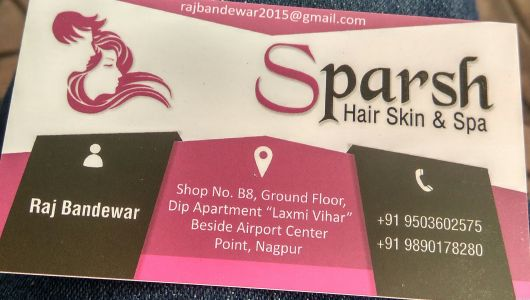 Sparsh Hair Skin And Spa