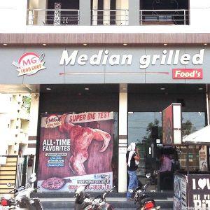 Median Grilled Food's