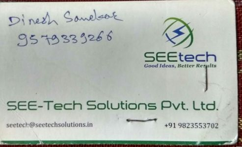 SEE-Tech Solutions Pvt. Ltd.
