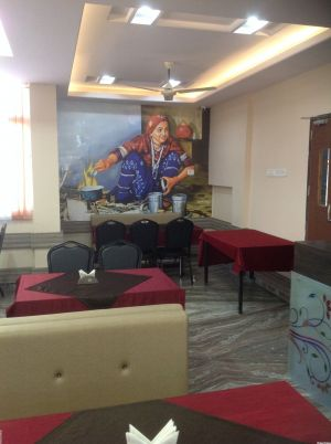 Royal Rajwada Family Restaurant and Lounge