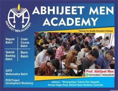 Abhijeet Men Academy in Amravati - Picker Online