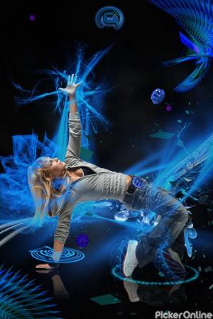 D MONSTER DANCE STUDIO