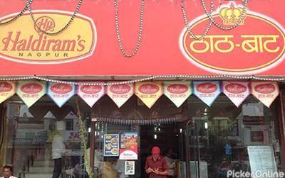 Haldirams Hot Spot Sadar