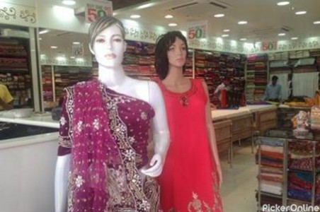 Roopam Sarees & Dress Material