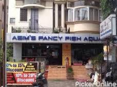 Asims Fancy Fish Aquarium