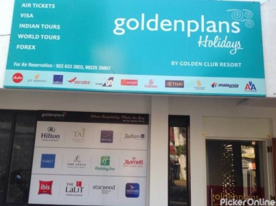 Golden Plans Holidays