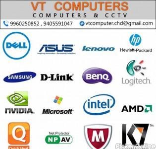 V T COMPUTERS