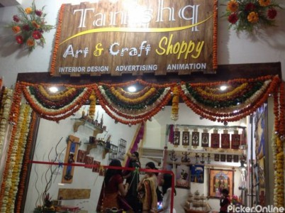 TANISHQ ART AND CRAFT SHOPPY