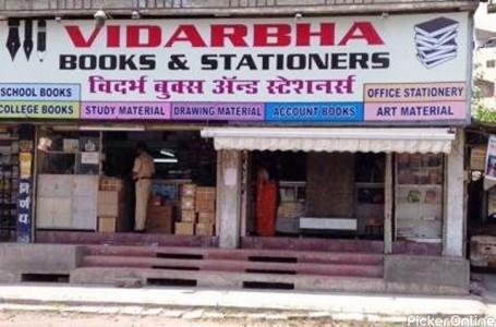 VIDARBHA BOOKS AND STATIONERS