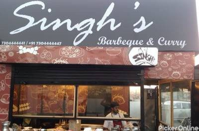 SINGH BARBEQUE AND CURRY