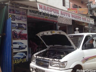 NAGPUR AUTO WORKS AND CAR AC