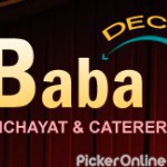 Baba Decorators Bichayat And Caterers