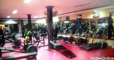 Olympia Fitness Planet Gymnasium