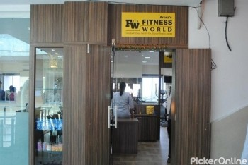 Aroras Fitness World