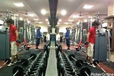 Hardrock Fitness Centre
