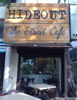 Hideout -the street cafe
