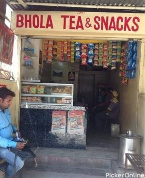 BHOLA TEA AND SNAKS