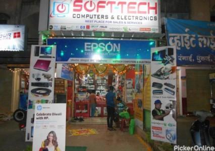 Soft Tech Computers And Electronics