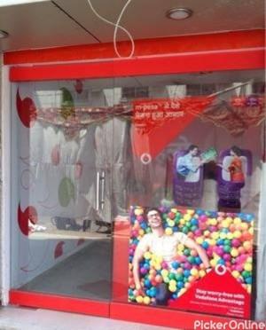 Scope  Communication Vodafone Mini Store