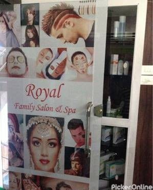 Royal Family Saloon And Spa