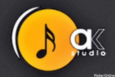 A K Recording Studio