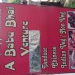 A Babu Bhai Restaurant