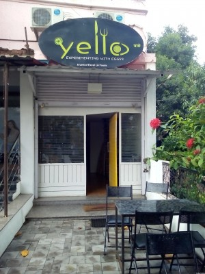Yello cafe