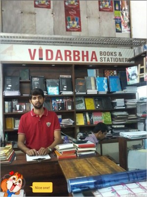 Vidarbha Books & Stationers