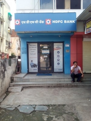 HDFC BANK ATM