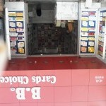 B. B. Cards Choice Dharmpeth