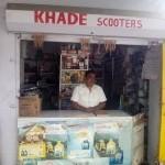 KHADE SCOOTER