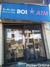 BANK OF INDIA ATM PRATAP  NAGAR