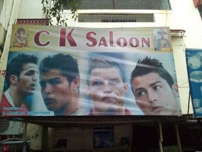 C.K.Saloon