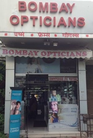 BOMBAY OPTICIANS