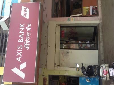 Axis Bank ATM Jafar Nagar