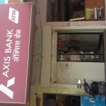 Axis Bank ATM Jafar Nagar