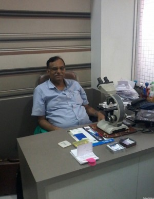 Dr. Rajiv Marawar