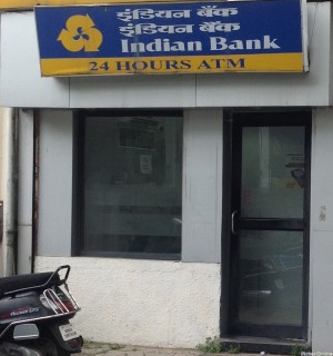 Indian Bank ATM Shivaji Nagar