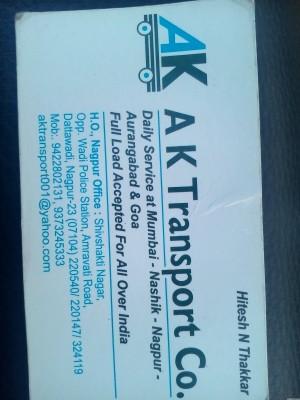 A K Transport Company