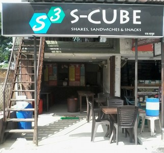 S-cube Shakes, Sandwich & Snacks