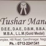 Advocate Tushar Mandlekar