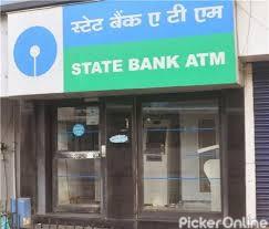 SAATE BANK OF ATM