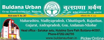 BULDHANA URBAN CO-OP BANK